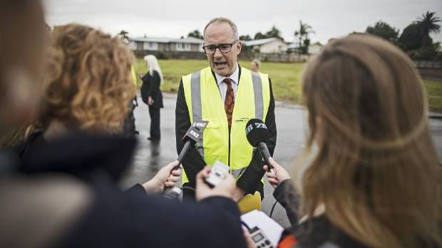 Phil Twyford introduces bill to ban letting fees