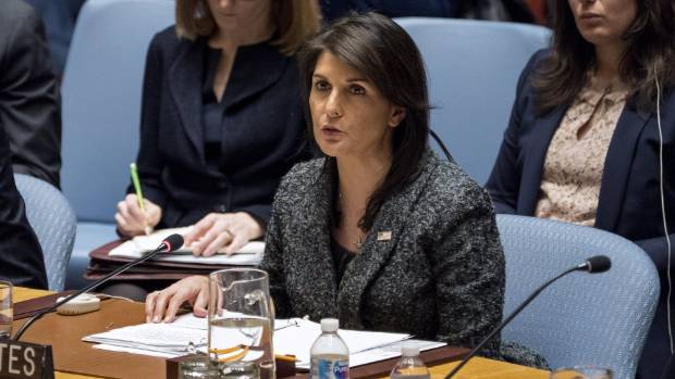 U.S.  quits United Nations  human rights body, citing bias vs Israel, alarming critics