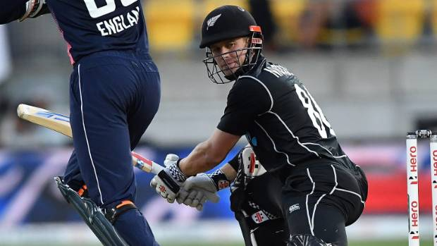Black Caps batsman Henry Nicholls has scored just one run from three innings during the England ODI series