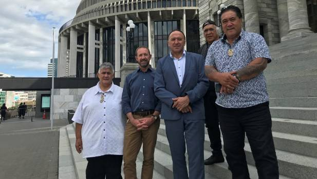 Treaty Negotiations Minister Andrew Little met with representatives from Ngāpuhi last weekend to discuss a new deal to ...