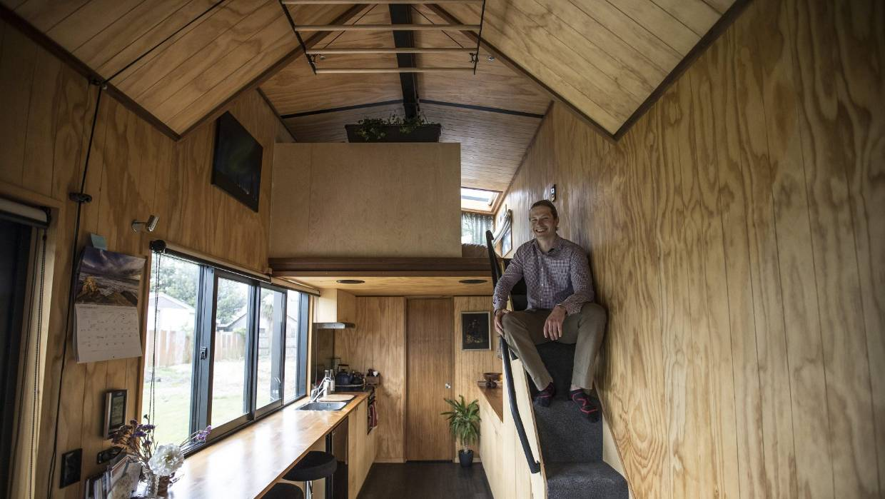 The Future Of Nz Housing Is Prefabs And 180 000 Tiny Homes