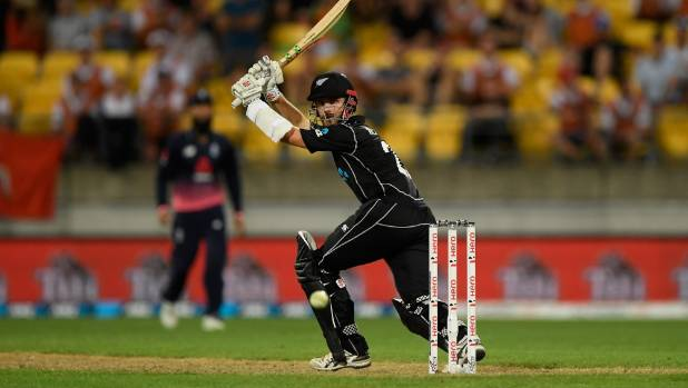 New Zealand vs England 4th ODI