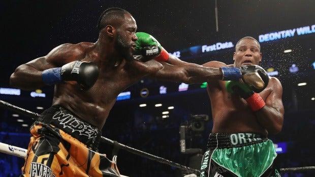 Tuscaloosa native Deontay Wilder retains WBC Heavyweight Championship, defeats Luis Ortiz