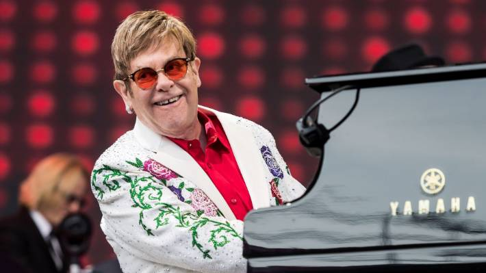 Elton John announces Perth dates for Goodbye Yellow Brick Road tour