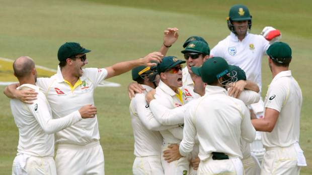 South Africa vs Australia, 1st Test: 5 Heated moments