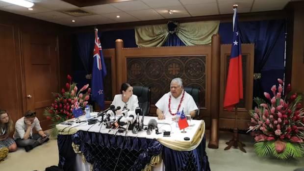 Jacinda Ardern\'s island honeymoon with Samoa comes with big promises ...