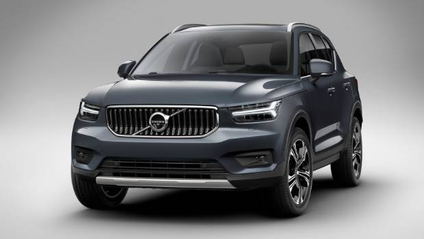 volvo xc40 small suv named european car of the year. Black Bedroom Furniture Sets. Home Design Ideas