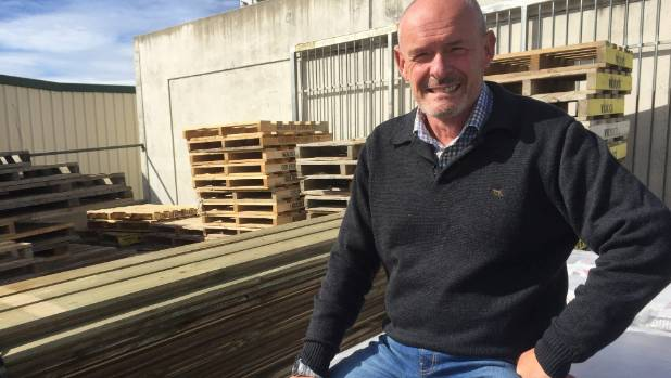 Building services manager Chris English says Wanaka building inspectors are doing an excellent job under pressure.