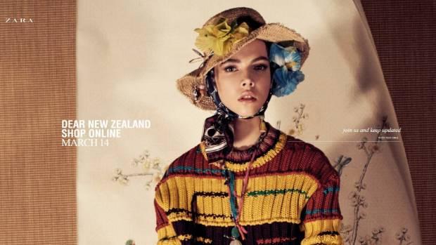 New zealand clothing brands online