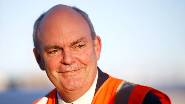 Steven Joyce rose as high as he could in politics.
