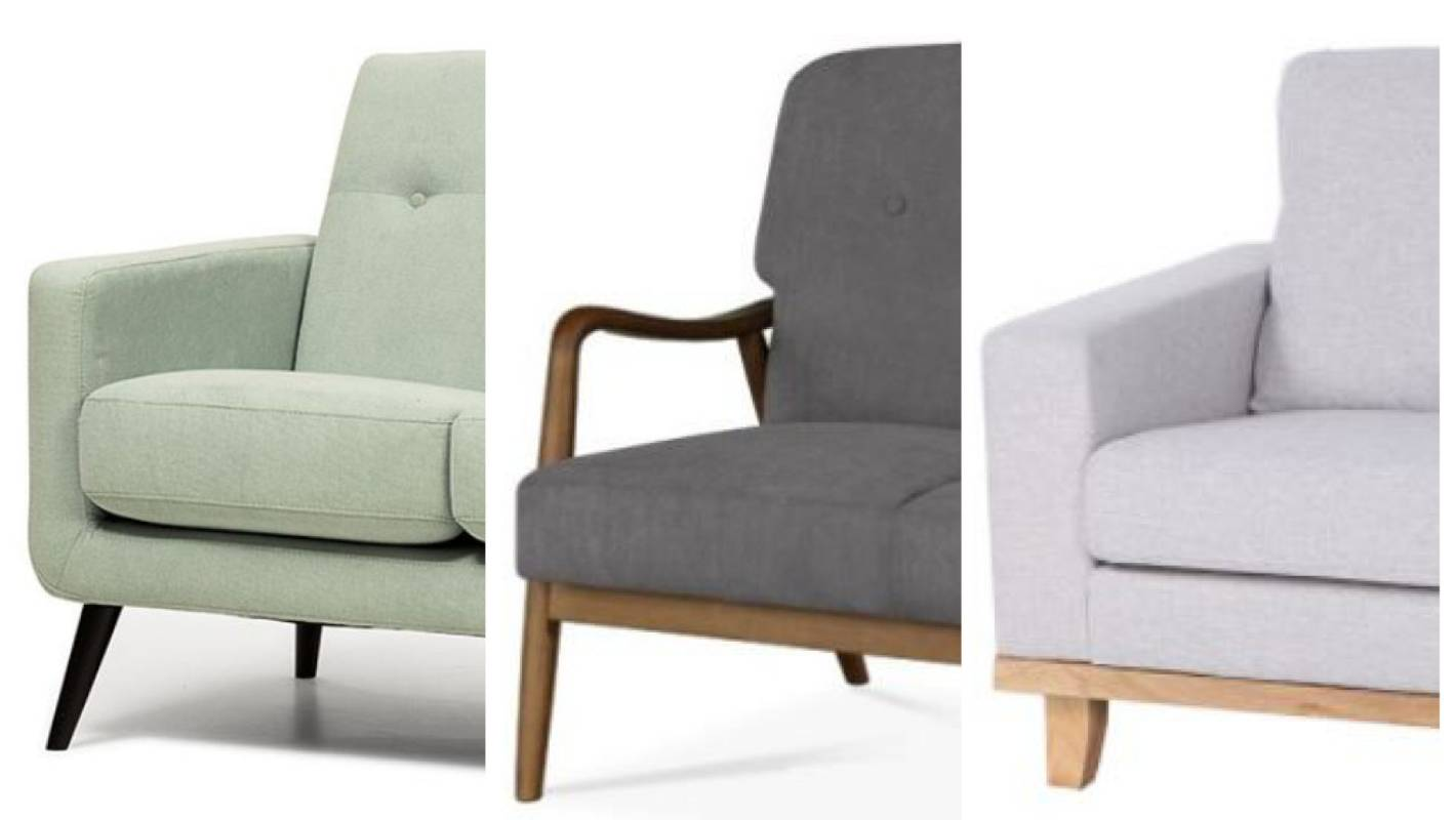 Five new couches under 500