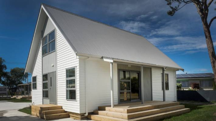 Masterton Flat Pack Home Construction Business Easybuild Now Has Showhomes In Fraser St