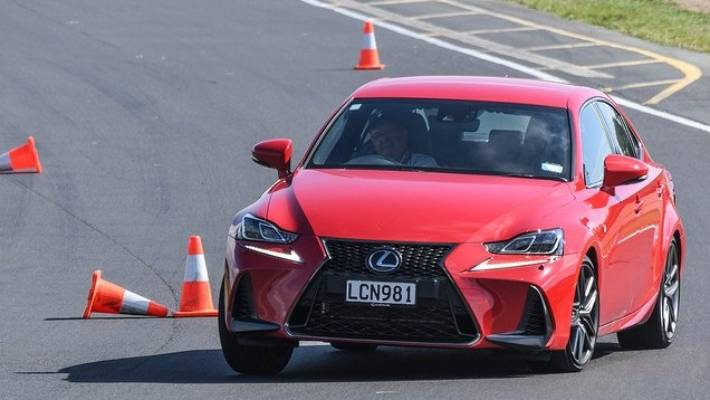 Lexus Cars Boring You Ve Got To Be Joking Stuff Co Nz