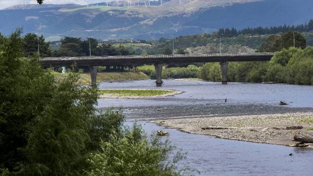 Horizons Regional Council is aiming for 70 per cent of rivers within its boundaries, such as the Manawatū River, to be ...