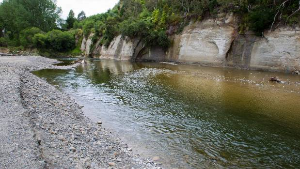 Research On The Pohangina River Bed May Have Implications For Power  Companies And Ecosystems (file