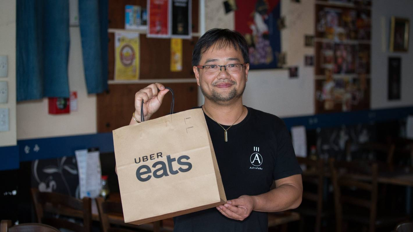 Uber Eats: What happens to the food they don't deliver