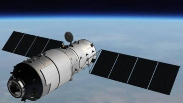 Chinese space lab might fall back to Earth this month