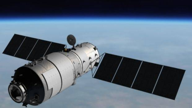 Chinese space station falling toward earth, expected to hit Sunday