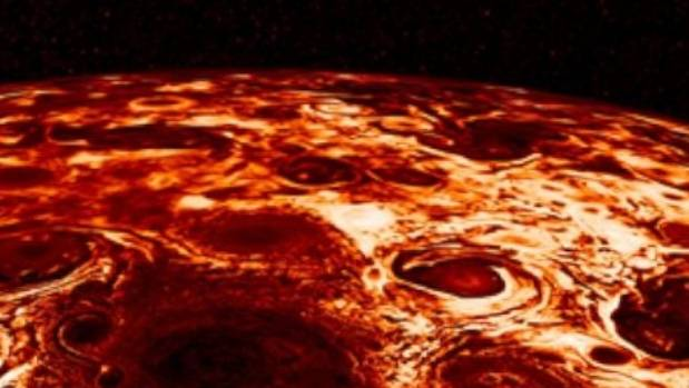 Study finds Jupiter's mystery jet-streams run deeper than thought