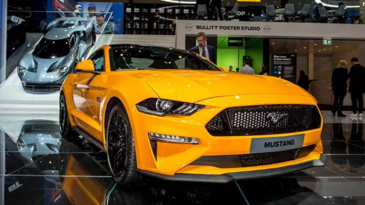 Sights From The Geneva Auto Show 2018 Stuffconz
