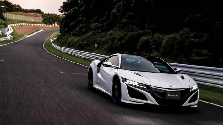 Honda Nsx Supercar Confirmed For New Zealand Stuff Co Nz