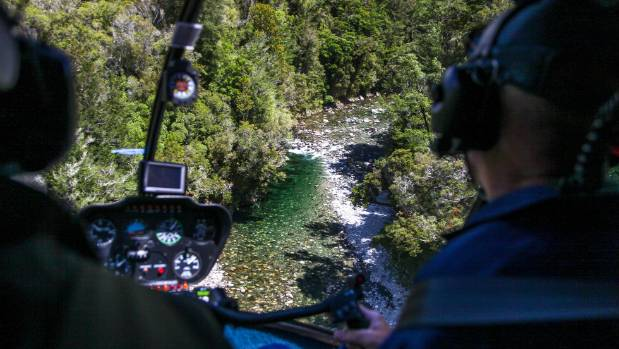 Anglers who have foot-slogged their way to a remote river don't appreciate having heli-fishers beat them to it.