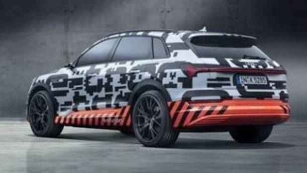 The E Tron Will Be Launched In New Zealand Next Year.