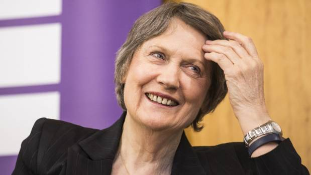 Former PM Helen Clark: NZ needs to rethink drug policy
