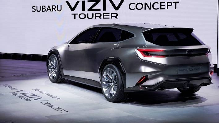 Stop Tantalising Us With This Succession Of Viziv Concepts Subaru