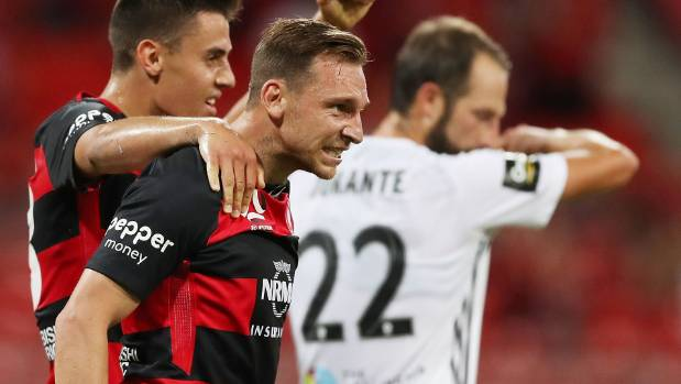 Wellington Phoenix go down in flames to Western Sydney Wanderers