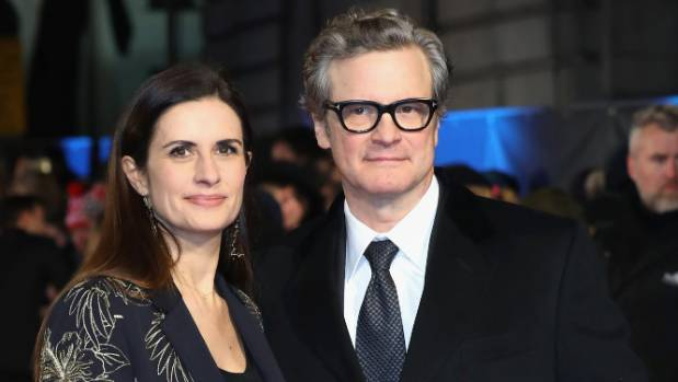 Colin Firth, wife had briefly split up in 2015