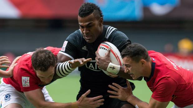 Blitzboks thrashed by NZ in Vancouver