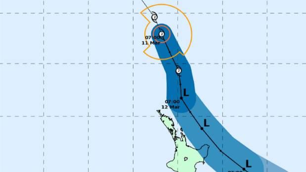 Cyclone Hola heads towards New Caledonia