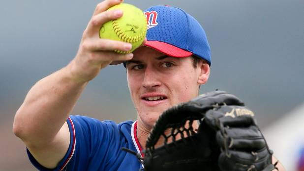 Daniel Chapman, 20, underlined his potential as one of New Zealand's top pitching prospects by throwing Ramblers to the ...