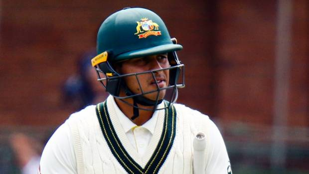 Mitchell Marsh picks up groin injury and fine for swearing