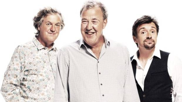 Is Jeremy Clarkson's big budget Amazon show being axed?