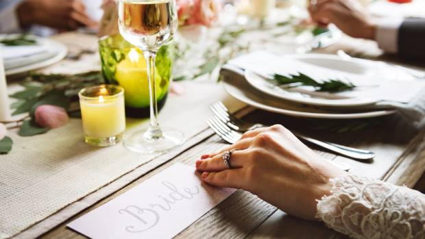 Diy wedding decor trends for 2018 stuff the table top is one of the easiest places to apply a little bridal diy junglespirit Image collections