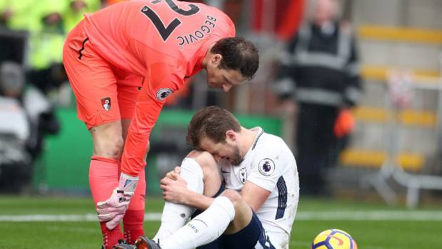 Tottenham keeps EPL top-4 hopes on track despite Kane injury