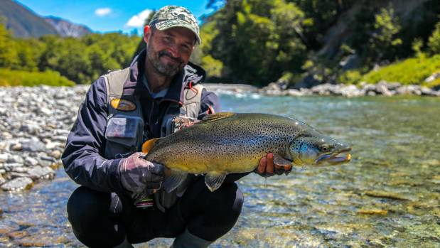 Keen photographer and fishing guide Mike Kirkpatrick says anglers wanting to preserve favourite fishing spots are taking ...