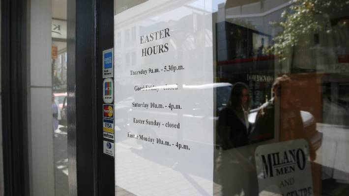 Easter trading: Who can open and when?   Stuff co nz