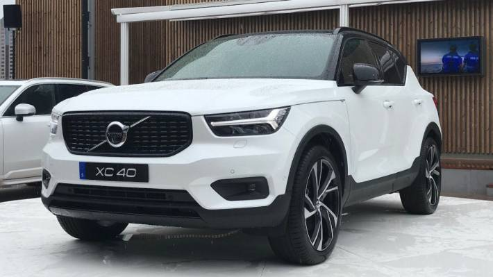 Volvo S Tough Little Robot Touches Down In New Zealand Stuff Co Nz