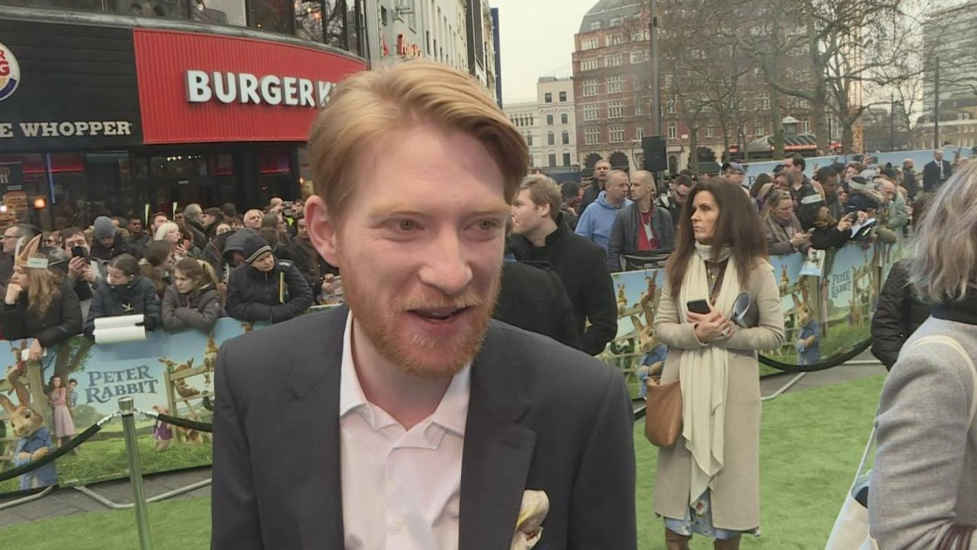 Domhnall gleeson wife sexual dysfunction