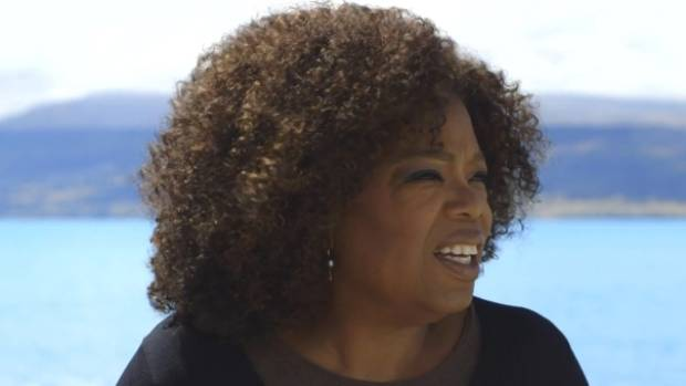 Trump claims he could beat Oprah because he knows her 'weakness'