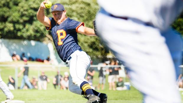 Papanui pitcher Ben Watts hurled his team to the national club softball final.