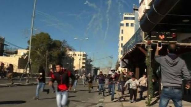 Palestinian Factions Blame Each Other for Bomb Attack on PA Convoy
