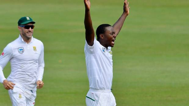 Rabada's appeal to be heard on Monday