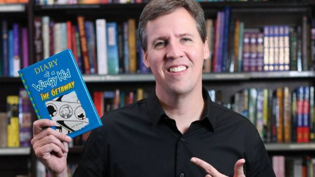 Diary of a wimpy kid author jeff kinney headed to nz for the first the diary of a wimpy kid series author jeff kinney is coming to new zealand for solutioingenieria Images