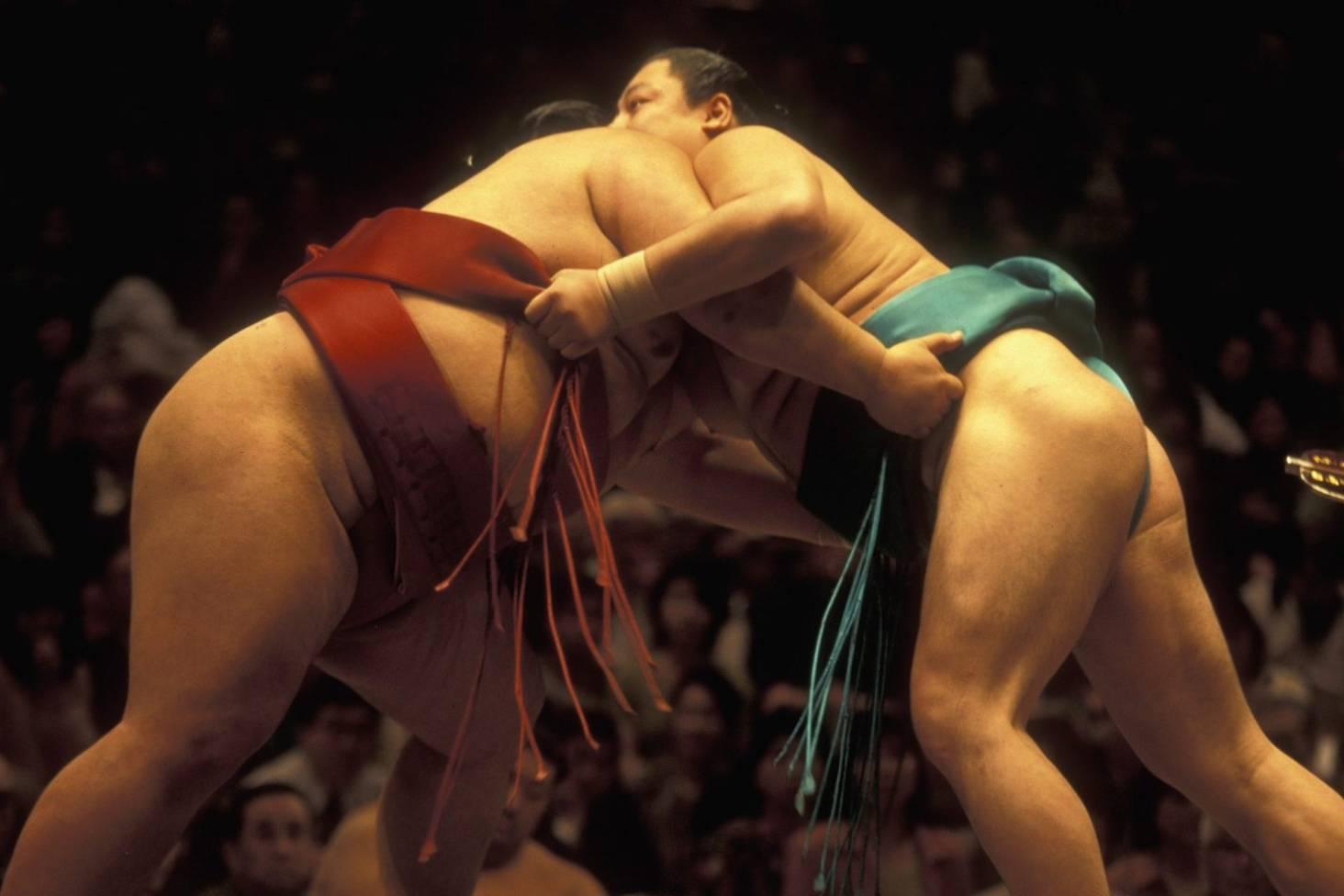 Nasty Wrestling Nude