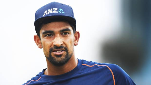 Ish Sodhi could make first New Zealand Test appearance since 2016