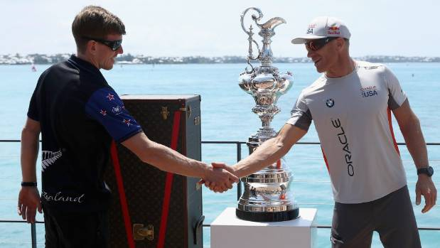 America's Cup winner Spithill jumps ship to Luna Rossa
